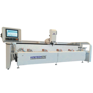 VX Series CNC 3+1 Aluminum Profile Machining Center