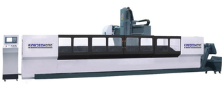 VE Series CNC Heavy-Duty Profile Machining Center-Disc Type