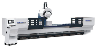 VG Series Turret Type CNC Heavy-Duty Profile Machining Center