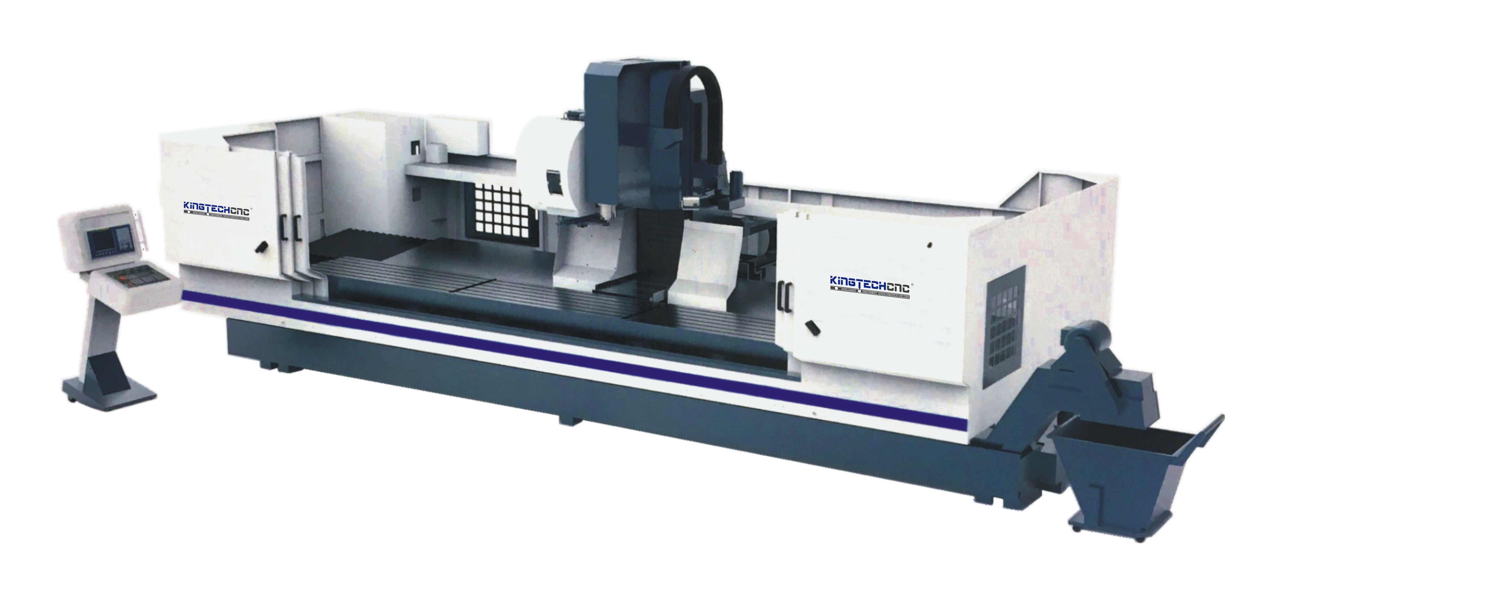 VH Series CNC Heavy-Duty Profile Machining Center-Disc Type